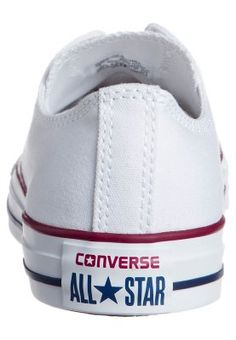 afc56216 CHUCK TAYLOR ALL STAR OX - Sneakers laag - optical white. Actualidad ZapatillasCalzasEncantaBlancoConverse ...