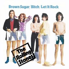 """May 29, 1971 – 44 years ago today, The Rolling Stones started a 2-week run at No. 1 on the US Billboard Hot 100 with """"Brown Sugar."""""""