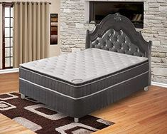 Easy to Go mattress comes rolled in a box, the box has handles & wheels for convenience & portability. This is a Medium Firm pillow top mattress. Mattress has the benefit of Independently-encased coils to reduce pressure points thus delivering correct alignment for back, neck and spine.... more details available at https://furniture.bestselleroutlets.com/bedroom-furniture/mattresses-box-springs/mattresses-box-spring-sets/product-review-for-spinal-solution-mattresspill