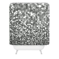 Found it at Wayfair - Bosch Steely Shower Curtain