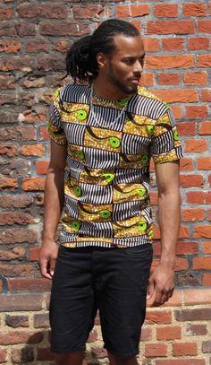 Ankara Product of The Day-Grass Field's New Mesa T-Shirt