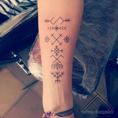 Olaf @ Tattoo frequency Riga latvian tattoo
