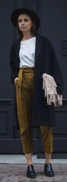 Parisian Way Outfit Idea by JD Fashion Freak
