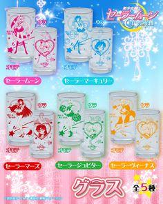 [2014/09/26]  『美少女戦士セーラームーンCrystal』の『グラス』が登場!