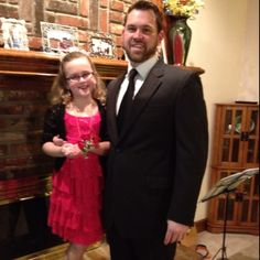 Daddy daughter dance