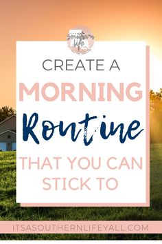 Having a morning routine is a crucial step in a productive day. Here you will find morning routine tips that will help get you motivated and off on the right foot. #morningroutine #dailyroutine #productivity #morningmotivation #dailyschedule