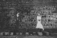 Dramatic Wedding picture