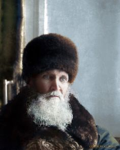 One of the latest photographs of the holy righteous John of Kronstadt. Orthodox Priest, Orthodox Christianity, Religious Paintings, History Images, Art Deco, Imperial Russia, Orthodox Icons, Jon Snow, Saints