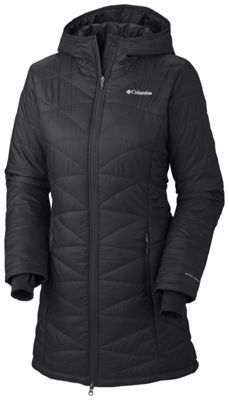 Women's Mighty Lite™ Hooded Jacket - need a new winter coat, right length, nice look, good price