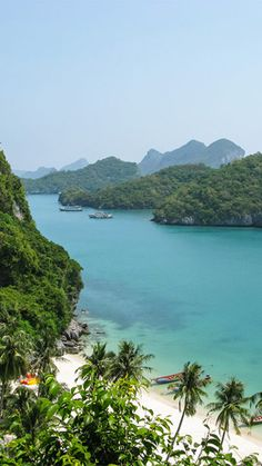 Thai islands are the stuff of far-flung fantasies.