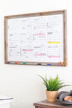 Calendar United Pp Perpetual Calendar Desktop Diy Calendar Cute Art Crafts Home Office School Desk Decoration Plan Exam Countdown Creative Gift Calendars, Planners & Cards