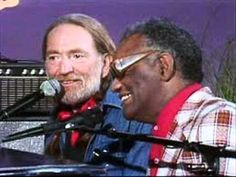 Ray Charles & Willy Nelson   Seven Spanish Angels