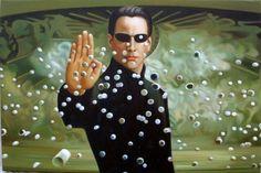 Trinity Matrix  | Like Facebook Timeline...