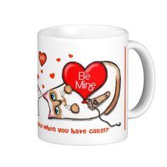 #AntiValentinesDay #CatLovers #ValentinesDay #Mug #catGifts