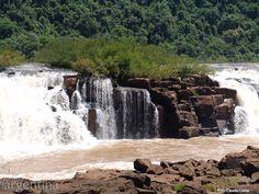 Visita los Saltos del Moconá.