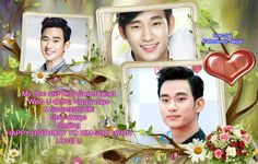 cool (Fan post) Birthday wish to KIM SOO HYUN
