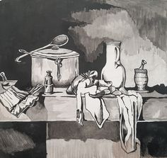 Ink on paper, 2003, private collection Still Life Drawing, Ink, Portrait, Drawings, Paper, Painting, Collection, Headshot Photography, Painting Art
