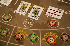 Table Games at Cypress Bayou Casino Hotel #tablegames #poker #blackjack #roulette #paigow #baccarat #casino #Louisiana