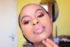 Rose Gold Soft Glam | Simple Festival Makeup