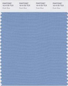 Dusk blue pantone