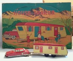mobile home toy  where can I find one of these?                                                                                                                                                                                 More