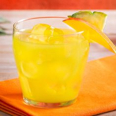 Taste the tropics with this Pina Colada punch. The vibrant fruity flavors of mango and pineapple shine through for a juicy vodka punch recipe that's irresistible. Finish it off with a fresh fruit garnish and enjoy beach-side, pool-side, or anywhere outside.