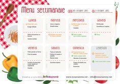 menu per bambini - Cerca con Google