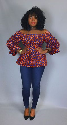 In recent years, the high rise and demand for african print clothing has been quite overwhelming. Gone are the days where the african print used to be limited t African Print Clothing, African Print Dresses, African Print Fashion, Africa Fashion, African Dress, Women's Clothing, Clothing Hacks, Clothing Ideas, Women's Fashion