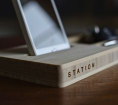 Station iPhone Caddy – $40