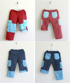 Perfect for the little hiker in the group. Convertible hiking pants.