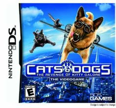 Amazon.com: Cats And Dogs 2 - Nintendo DS: Video Games