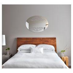 Dekoračné akrylové zrkadlo na stenu Bed, Furniture, Home Decor, Decoration Home, Stream Bed, Room Decor, Home Furnishings, Beds, Home Interior Design