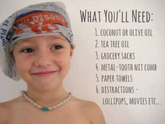 Natural Family Lice Treatment Plan - Revolution from Home