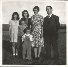 Wood Family WWII Era