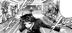 Medaka Box Kumagawa   Misogi Kumagawa - Medaka Box Wiki - Your guide to the Medaka Box manga ...