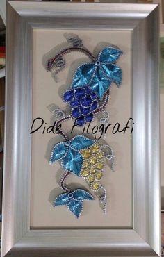 Üzüm tasarım Dide Filografi