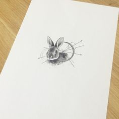∥ Rabbit ∥ 토끼 ∥새벽작업 ∥ #illust #tattoo #design #wonseok #tattooist #토끼타투 #tattoos #Rabbit #pen #geometrytattoo #watercolor #illustration #rabbittattoo #서울 #라인타투 #타투도안 #도안 #미니타투 #대학로 #타투이스트원석 #geomtry #일러스트 #rinetattoo #토끼도안 #토끼 #홍대타투 #예쁜타투 #성신여대 #수채화타투