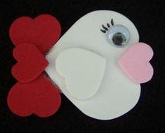 heart fish craft