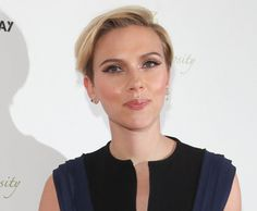 Pin for Later: Your 10 Favorite New Celebrity Moms of 2014 Scarlett Johansson