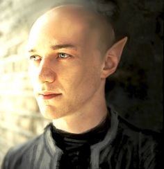 Dragon Age Live Action James McAvoy as Solas