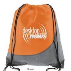 Swoosh Non Woven Drawstring Bag