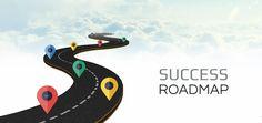 Success Roadmap Presentation Template | ShareTemplates