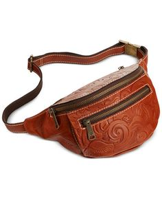 Patricia Nash Tooled Cologne Fanny Pack