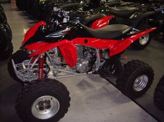 2012 Honda TRX 400 EX Holy shit