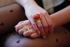 ysl arty ring