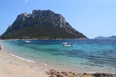 Tavolara beach, Sardinia