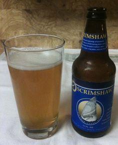 Scrimshaw from North Coast Brewing Company