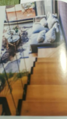 Tiradores para escalera