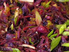 Sweet Beet Dressed Slaw Recipe : Rachael Ray : Food Network - FoodNetwork.com
