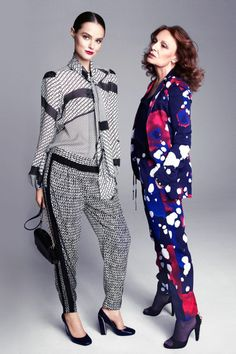 """dvf + model - """"marie claire"""", - 'the new girl' - photographer: tesh. Runway Fashion, High Fashion, Womens Fashion, Fashion Trends, New Girl, Marie Claire, Textiles, Classy And Fabulous, Diane Von Furstenberg"""